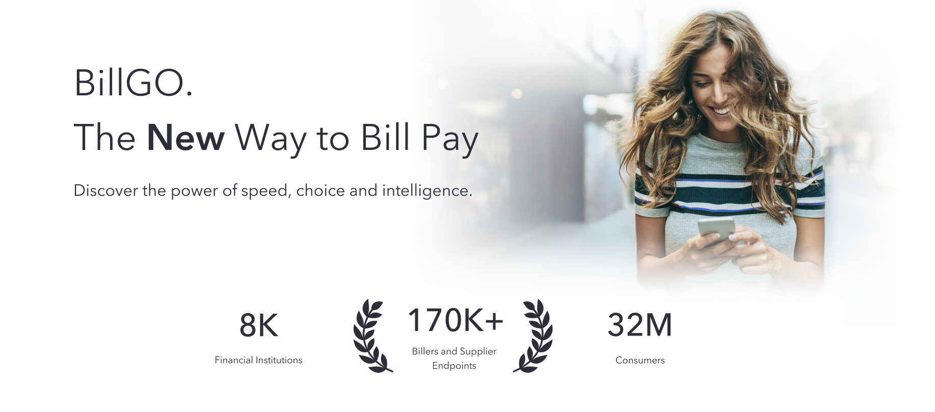 BillGO. The New Way to Bill Pay.